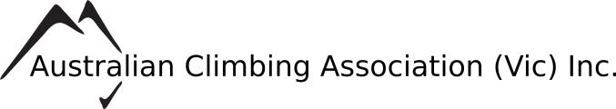 Australian Climbing Association Victoria
